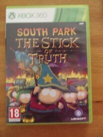 xbox360 South Park game
