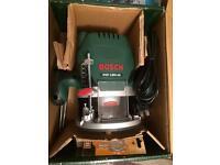 Bosch POF 1200 AE router still boxed unused