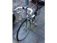 Vintage Falcon hand-built racing bike