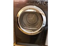 Candy GrandÓ Vita GVS C9DCGB-80 Front-Loading Electric Dryer - 9 kg - Black