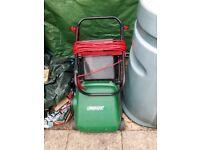 Bosch Qualcast Lawnmower, with lead. £15