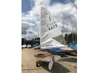 National Solo Sailing Dinghy