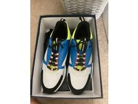 Men's Dior B22 Blue and Yellow trainers size 9