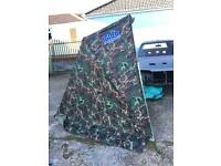 Igloo fishing tent, bivy great condition beach fishing sea
