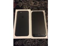 Apple IPhone 7 32GB Matte Black New