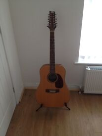 Ashton 12 string acoustic £50 quick sale