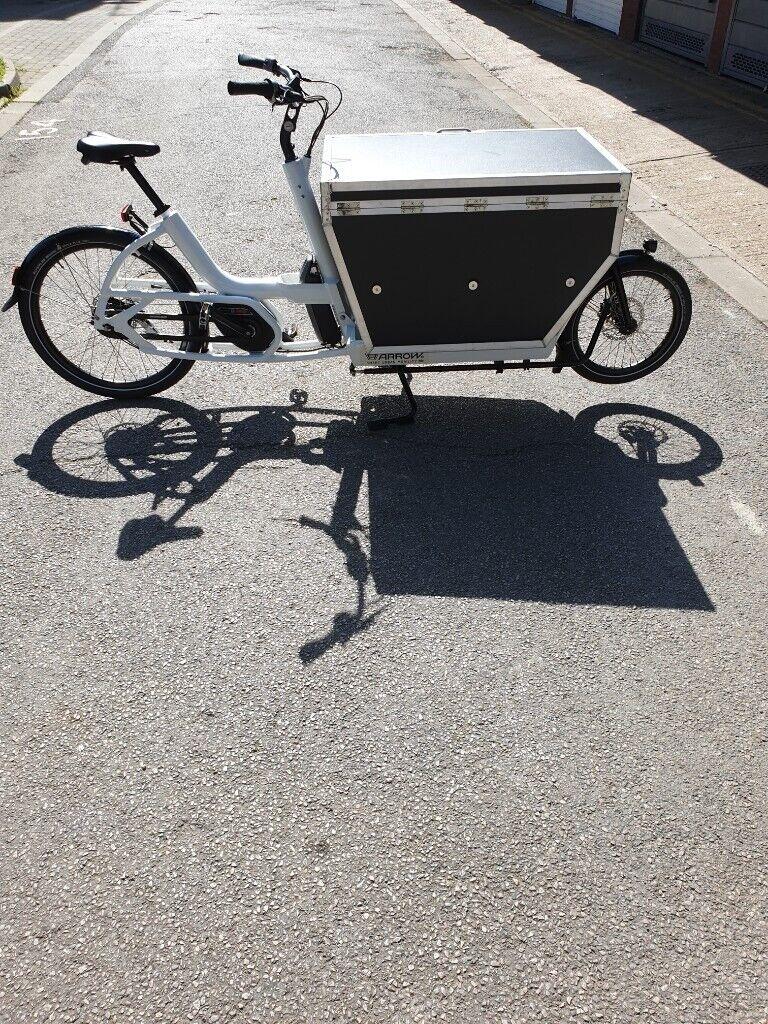 Urban Arrow L flight case 2019 (Bosch motor and Battery) electric bike,  cargo | in Islington, London | Gumtree