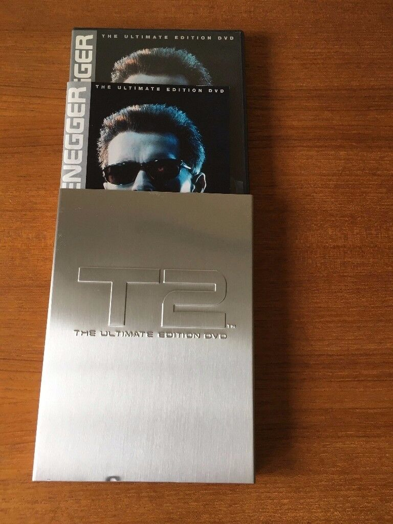 T2 The Ultimate Edition DVD – Region 1