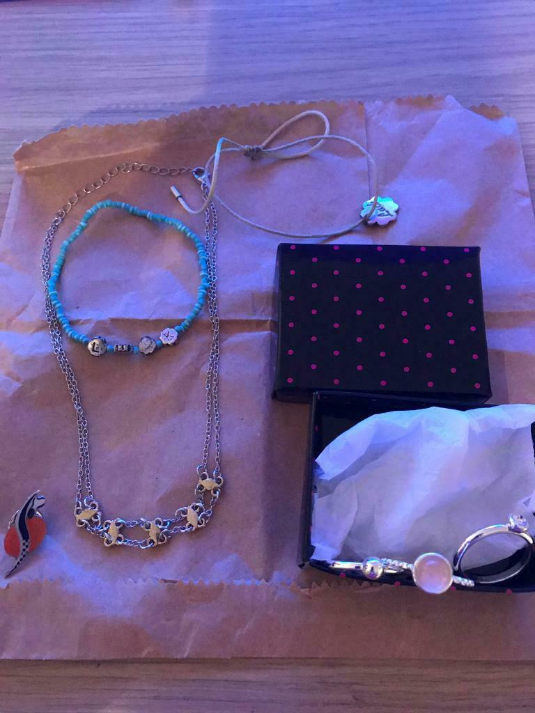 Jewellery & Watches A Large Bag Of Various Costume Jewellery Costume Jewellery