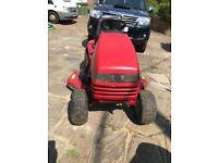 Toro/wheelhorse garden tractor mower