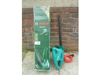 electric hedge trimmer Bosch AHS 45-16 hardly used