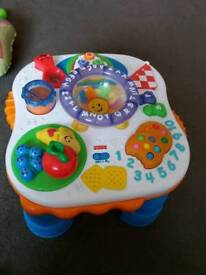 Fisher Price Picnic Activity Table