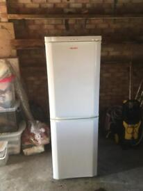 SOLD- Bush fridge freezer
