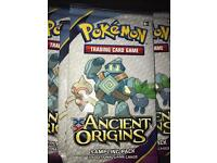 Pokemon card packs - sealed - XY Ancient origins