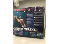 Crunch sit up trainer abdominals abs core strength conditioning gym equipment fitness
