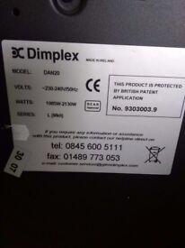 Dimplex danesbury electric fire