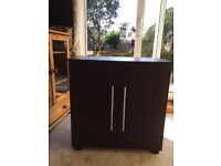 Tv cabinet, DVD cupboard and small drawer unit
