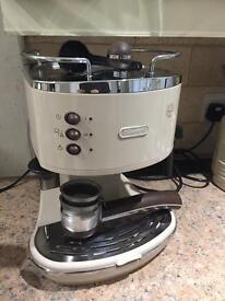 De'Longhi delonghi ECOV310.BG Vintage Icona Pump Espresso and Cappuccino Coffee Machine