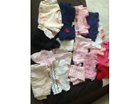 Bundle of girls Winter clothes 3-6 Months