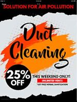 Air Duct & Vents Cleaning Service In Just $99