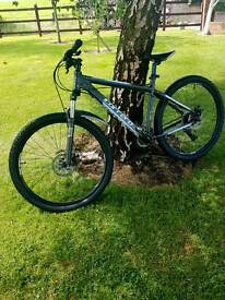 Carerra Vengeance mountain bike