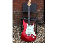 Classic Vibe 60s Stratocaster with decent mods