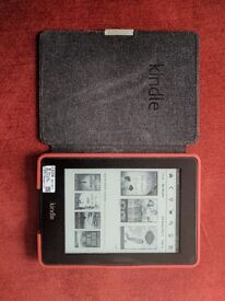 Amazon Kindle with case for sale