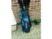 Complete set of golf kit