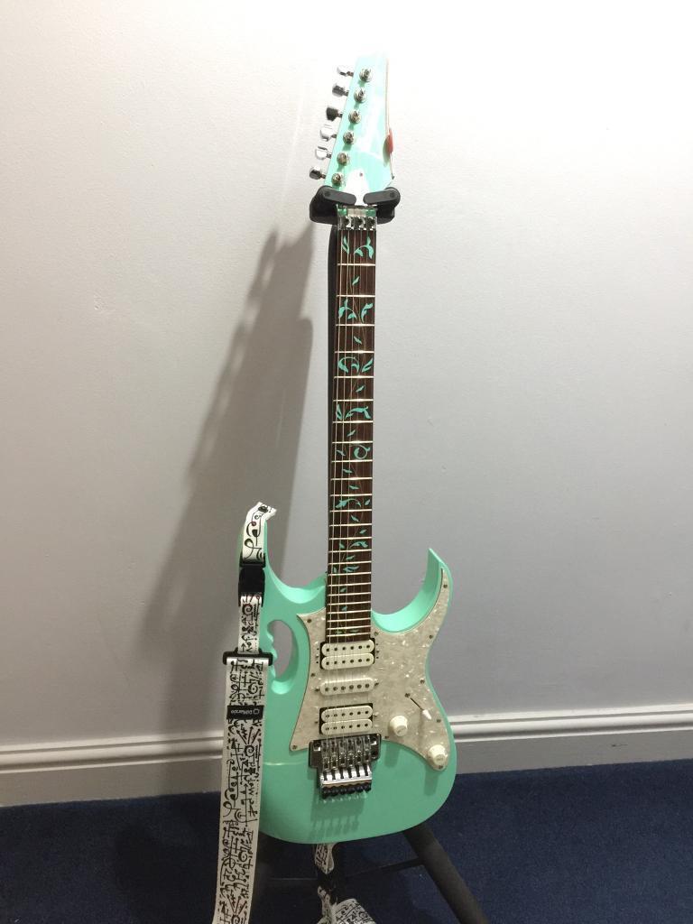Ibanez jem sfg guitar steve vai premium edge rg