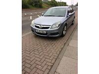 2005/55 facelift Vauxhall vectra sri 1.9cdti long mot cheap family car