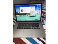 Apple MacBook Pro with Retina Display 15-inch Laptop (Intel Core i7 2.2 GHz, 16 GB RAM, 256 GB SSD)