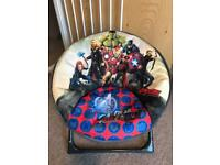 BRAND NEW MARVEL AVENGERS MOON CHAIR
