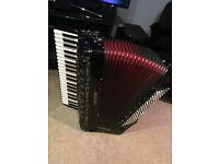 Borsini SL4117 M - MIDI - Accordion