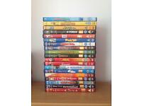 DISNEY DVDS (originals)