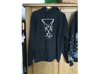 Mens sweatshirts and hoodies all x large all good condition various colours