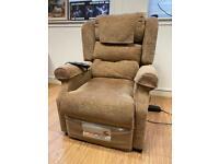 Cosi Chair dual motor riser recliner chair