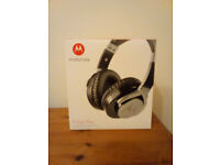 Motorola Pulse Max Wired Headphones