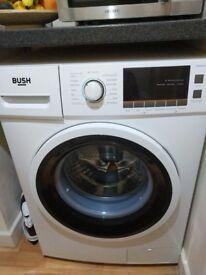 Less then a year old washing machine bush