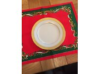 Boots imperial Gold - 6 x Side Plates