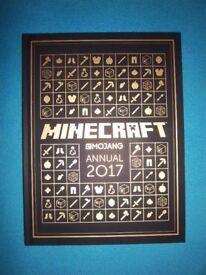 Minecraft Annual 2017 IP1