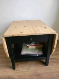 Solid Pine Folding Coffee table IKEA