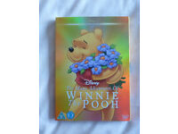 NEW - THE MANY ADVENTURES OF WINNIE THE POOH DVD