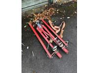 Car towing A frame. Delivery possible