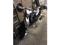 50cc supermoto moped motorcross not 125 cc