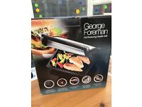 George foreman grill- brand new