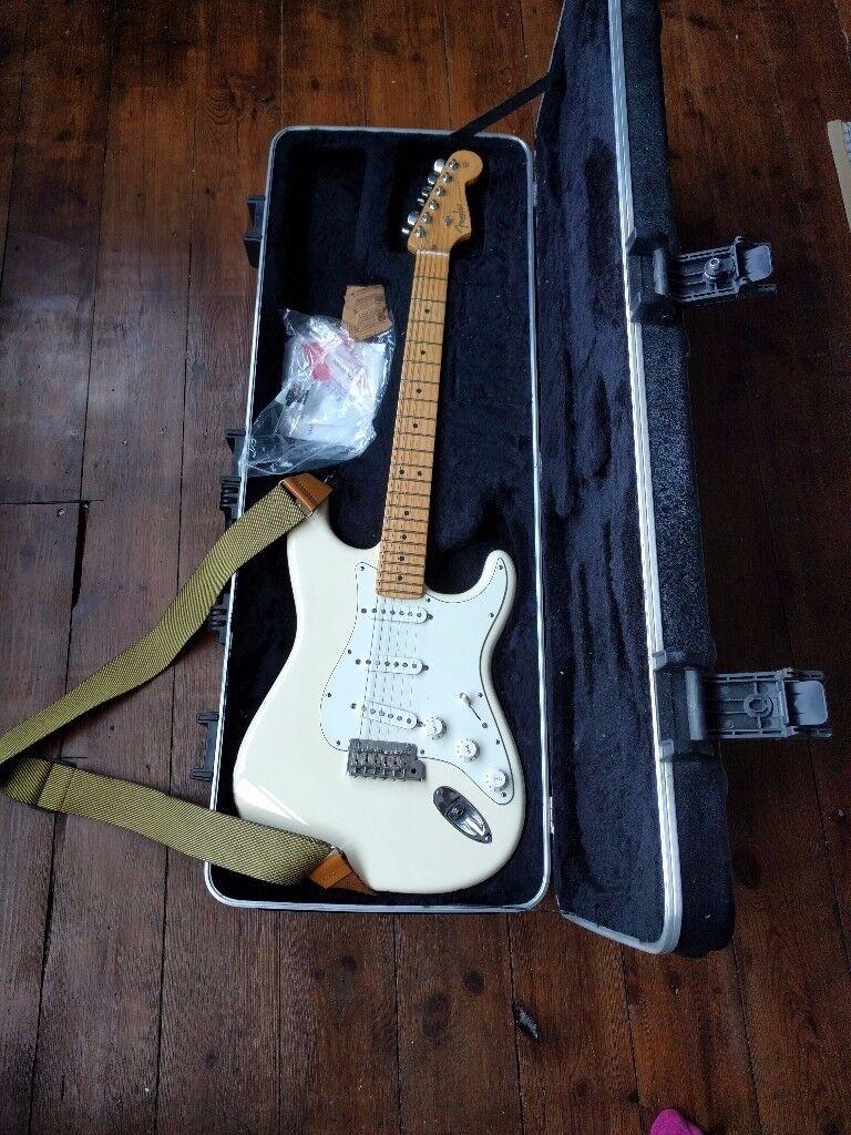 Fender Stratocaster - American Standard - Olympic White - USA ...