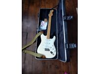 Fender Stratocaster - American Standard - Olympic White - USA - Electric Guitar