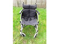 Days Medical Lightweight Transit Wheelchair .. Need Gone ASAP .. Collect BN1 8