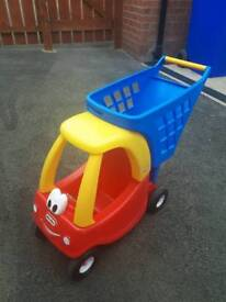 Cozy Coupe Trolley