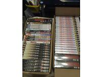90/100 DVDs job lot all sealed